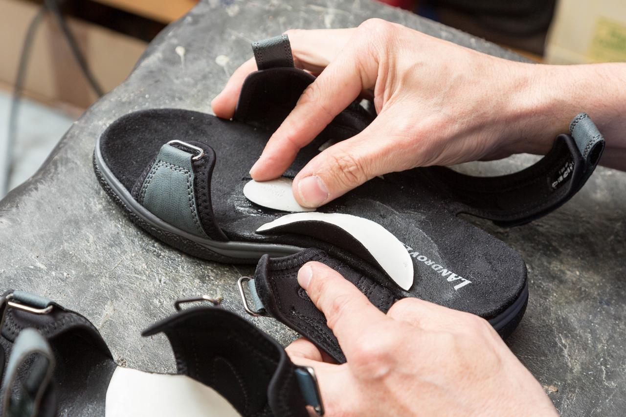 Kirndorfer Gesunde Schuhe Schuhzurichtungen