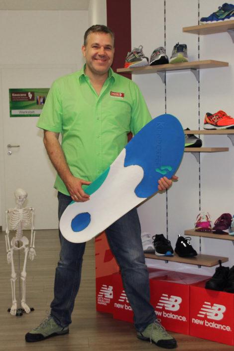 Kirndorfer Gesunde Schuhe Einlage 02
