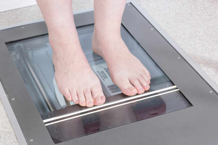 Kirndorfer Gesunde Schuhe Fußscan